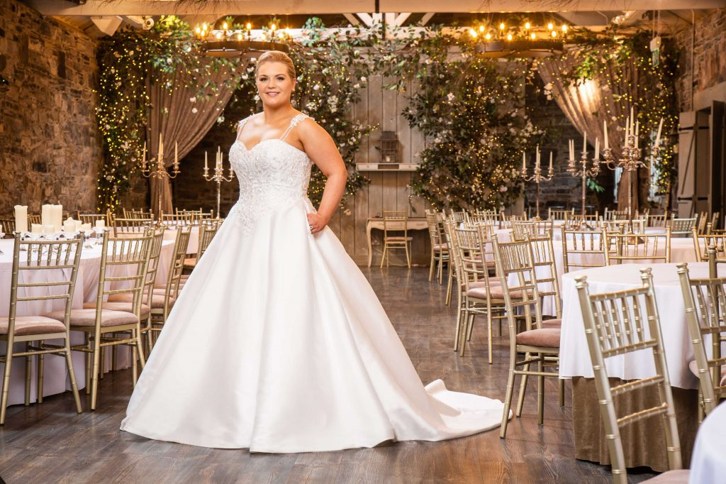 Special Day Bridal Dress BB+ Collection