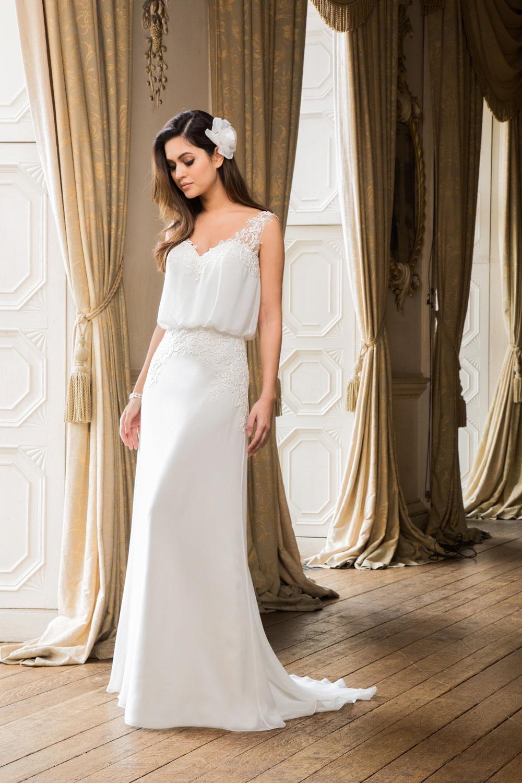 E16 609 Special Day Bridal Dress European Collection